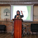 """Missionary Margot Woodworth speaking on orality: """"God gave us His Word in its majority in narrative form. We are the ones who have placed it into our Western thought structures."""""""