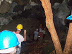Masaya Volcano National Park - Caves of lava