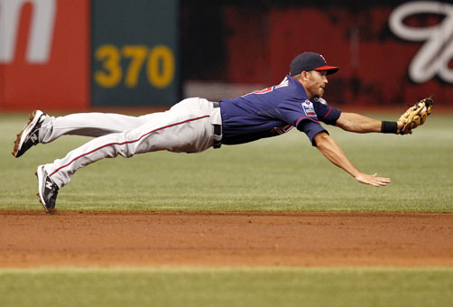 Baseball By The Yard: Tips for diving after ground balls