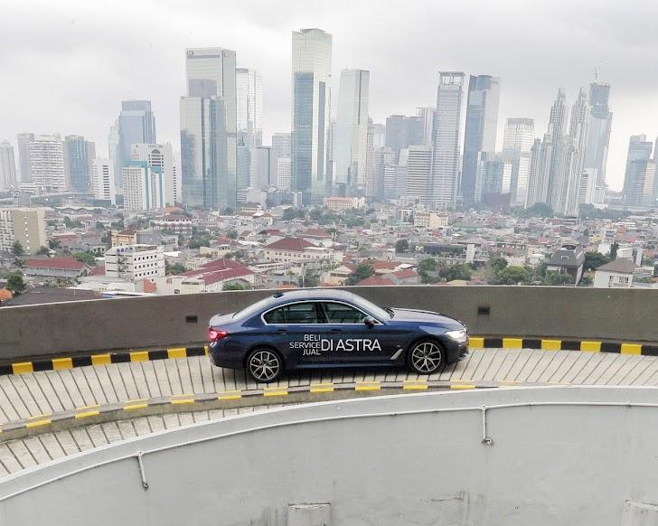 Ramadhan, BMW Astra Roadshow  10 Kota