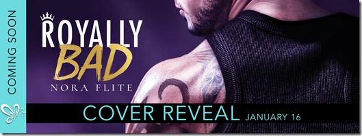 Royally Bad cover reveal