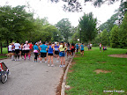 Meanwhile, earlier that morning, in another corner of the park, the SheMoves ATL 5K was starting off!