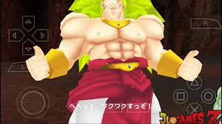 SAIU!!! NEW (MOD) STYLE BT3 + MENÚ EDITADO DBZ TTT PARA ANDROID E PC (PPSSPP) + DOWNLOAD 2018
