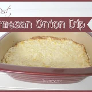 Parmesan Onion Dip.