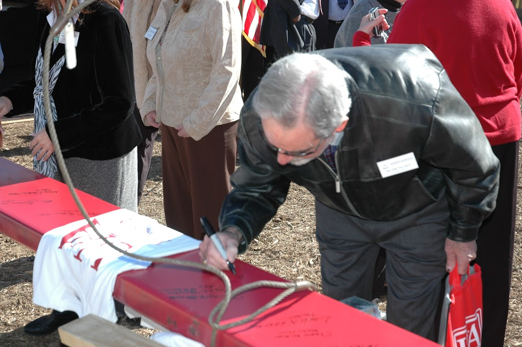 UACCH-Texarkana Creation Ceremony & Steel Signing - DSC_0016.JPG