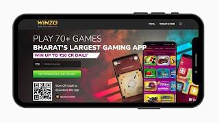 Winzo ऐप से पैसे कमाएं