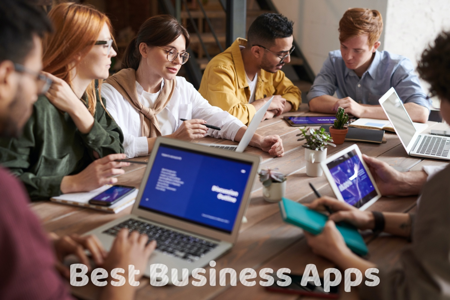Best Business Apps for iPhone & iPad