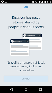 Nuzzel: News and Newsletters- screenshot thumbnail