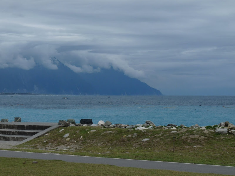 Océan pacifique,au Sud de Hualien