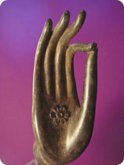 мудры - йога пальцев