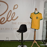 OIC - ENTSIMAGES.COM -  at the  Pele: The Collection - press viewPele, football legend and three time World Cup Champion offers a collection of memorabilia, awards, personal property and iconic items from his entire career. 1st June 2016 Photo Mobis Photos/OIC 0203 174 1069
