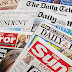 Newspapers headlines for Sunday 13th September 2020