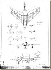 zNorthrop X-4 3V-1