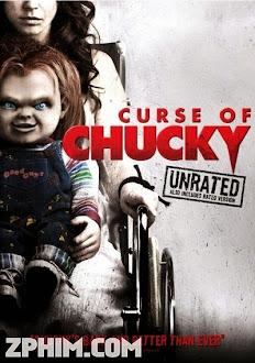 Lời Nguyền Của Chucky - Curse of Chucky (2013) Poster