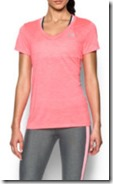 Under Armour Womens Short Sleeve T-Shirt
