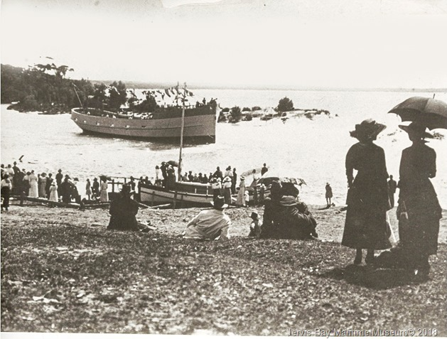 31-Currumbene-at-mouth-of-creeka-1922