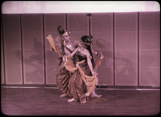 Arjuna dan Dewi Srikandi
