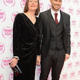 OIC - ENTSIMAGES.COM - Jake Quickenden and mum Lisa at the Tesco Mum Of The Year Awards in London 1st March 2015  Photo Mobis Photos/OIC 0203 174 1069