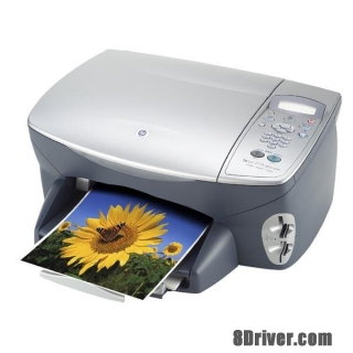 Download HP PSC 2170 All-in-One Printer drivers & setup