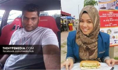 WANTED Sebar dan Cari Lelaki India Murtadkan Gadis Melayu
