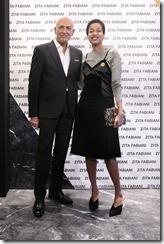 Zita Fabiani Grand Opening_Gianni Colasanti e Tamu McPherson