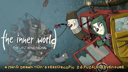 The Inner World - The Last Wind Monk APK OBB DATA