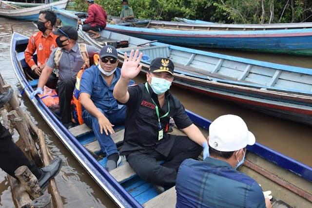 Tiga Hari Terakhir, Positif Covid-19 di Kalteng Nihil