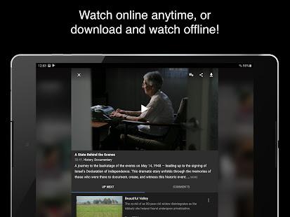 Download IZZY - Stream Israel For PC Windows and Mac apk screenshot 15