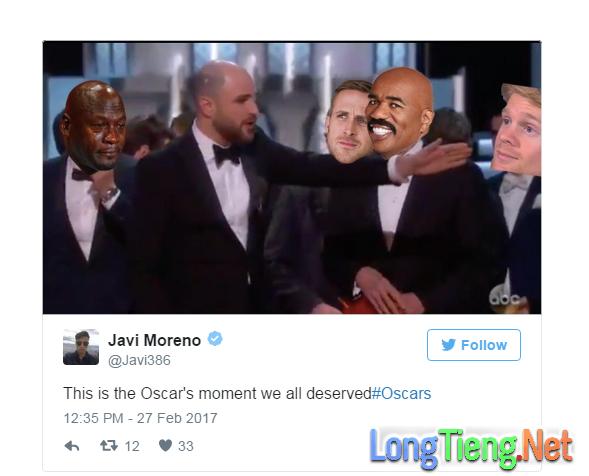 Dở khóc dở cười chuyện trao nhầm tượng vàng Oscar 2017 - Ảnh 9.
