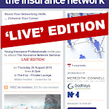 NZ 'Networking - Live Edition' - August 2015