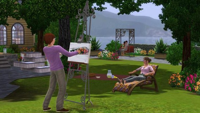 The Sims 3 Free Download For PC Full Version no Survey no Virus