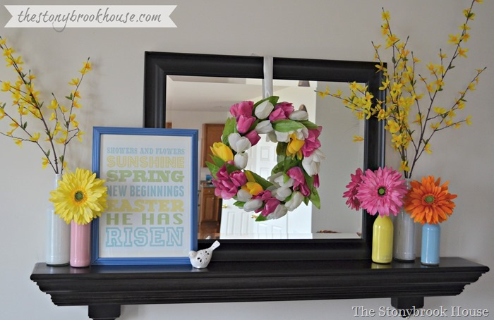 Spring Mantel 14 copy