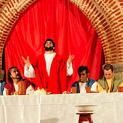 Semana Santa viviente en Lobón