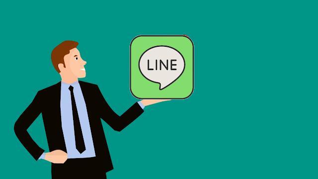Cara Membuka Line Web Pada PC