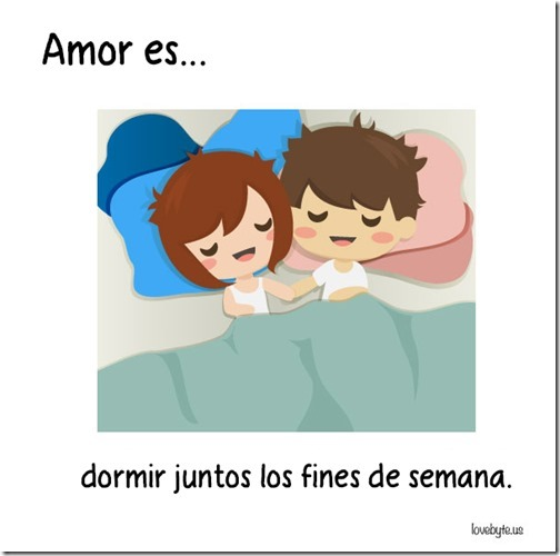el amor es  (5)