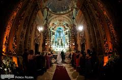 Foto 3104. Marcadores: 17/07/2010, Casamento Fabiana e Johnny, Igreja, Igreja Nossa Senhora Monte do Carmo, Rio de Janeiro