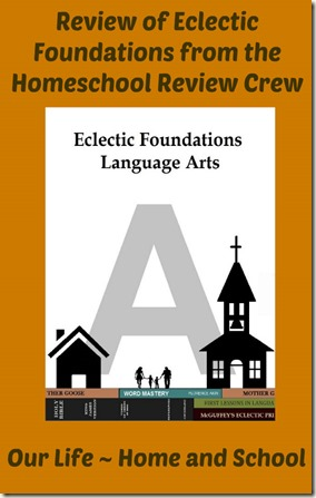 Review of Eclectic Foundations