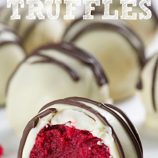 Red Velvet Truffles Recipe