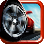 Track Spoiler Car Racing game Icon