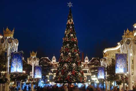 Disneyland París en Navidad 2