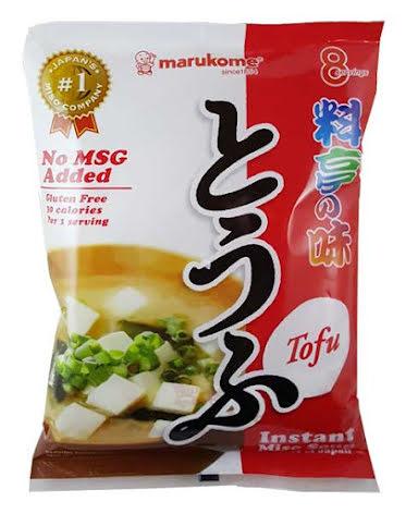 Instant Miso Soup m tofu 152g Marukome