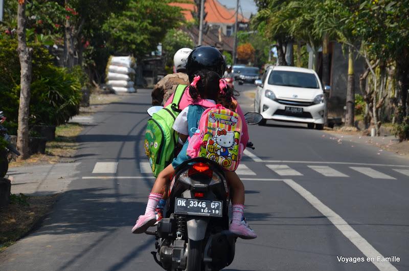 Bali - School day