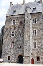 Photo: BRETANYA 2013. VITRÉ (GWITREGen bretó ): Château