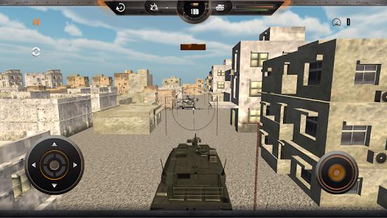 Tank Simulator : Battlefront - náhled