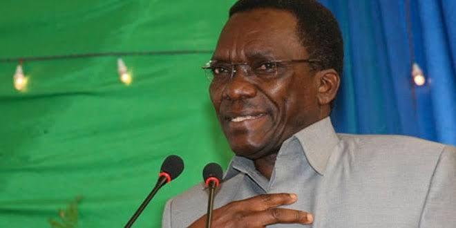 Tanzania retired Prime Minister, Mizengo Pinda profile Photo