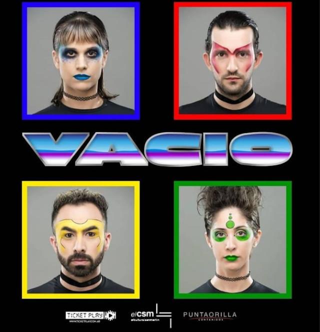 """""""VACÍO"""" regresa al Cultural San Martín por 4 funciones"""