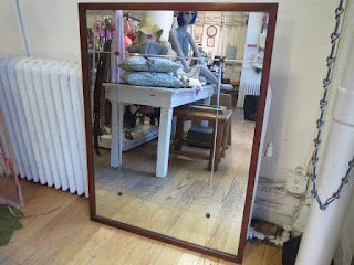 Art Deco Hallway Mirror
