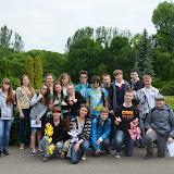 Zajęcia edukacyjne w Ogrodzie Botanicznym, 6.06.2013