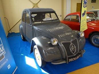 2018.09.09-043 Citroën 2 CV type A 1953