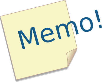 Memo Or Memorandum Meaning Importance And Difference Between Memo